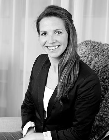 Lina Vidarsson, försäljning marknad