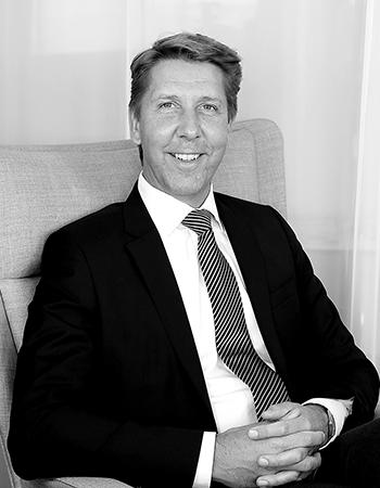 Stefan Stråhle, VD